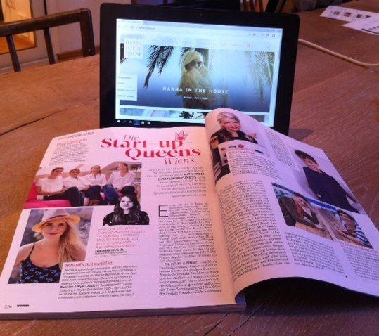 WOMAN___Österreichs größtes Frauenmagazin___Die Start-up Queens Wiens