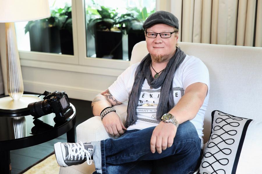 INTERVIEW MICHAEL LEHNER ___ MICHAEL LEHNER