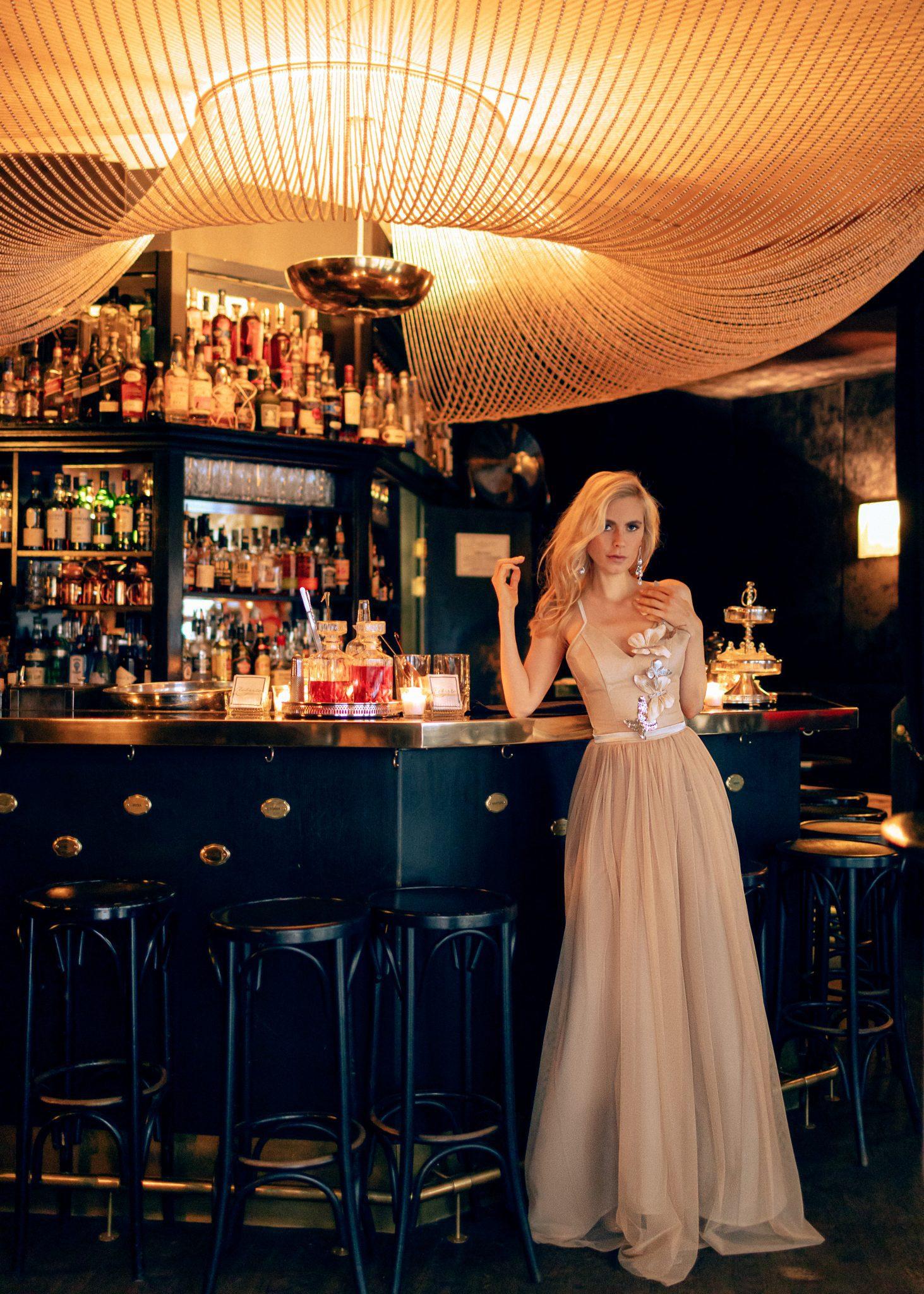 Chillin @Robertos American Bar